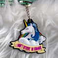 Now £2 Uniccorn Keyrings